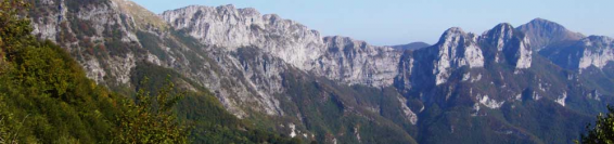 The Apuane Alps