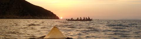Navigando e Pagaiando in Arcipelago Toscano