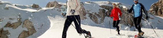 (Italiano) Ciaspole & Nordic Walking lungo il crinale appenninico  –  25€