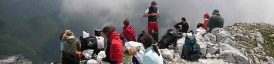 Traversata Alpi Apuane 2012