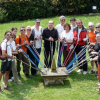 Aventure in Nordic Walking Style
