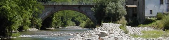 Crossing the Apuane