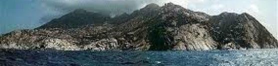 Monte Cristo e lo Scoglio d'AFRICA