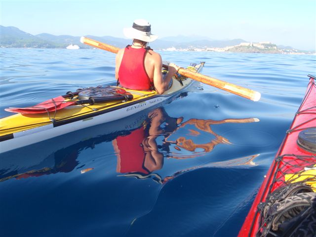 Sea-Kayak in Arcipelago Toscano